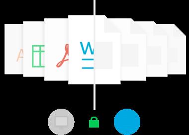 Zero-knowledge encryption   Tresorit